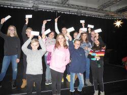 Theater-AG 5/6: Wunschpunsch- Fahrt zum Theater Osnabrück