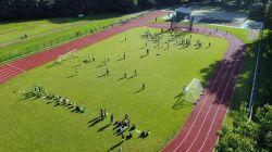 Sporttag am Gymnasium Nordhorn