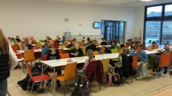 Der Heureka-Wettbewerb 2017 am Gymnasium Nordhorn.