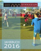Das Jahrbuch 2016!