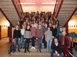 Schüleraustausch Gymnasium Nordhorn und Christelijk Gymnasium Beyers Naudé