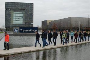 EK-Exkursion ins Ruhrgebiet: